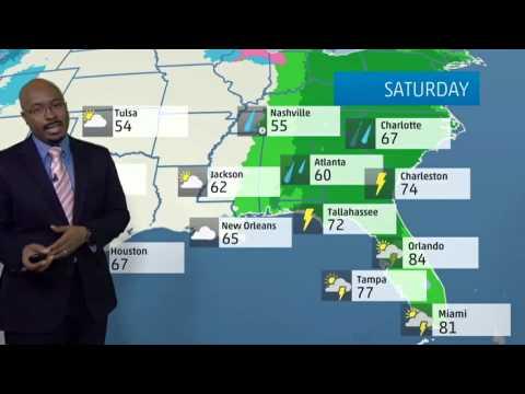 Miami's Weather Forecast for Miami, Florida