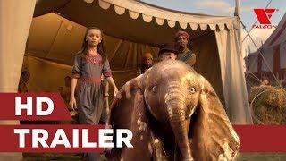Dumbo (2019) HD trailer #2 | CZ dabing