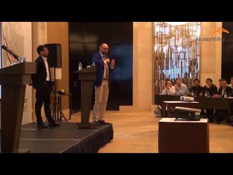 Paramjit Kahlon - CEO ArcelorMittal CIS - CIS Convention July 6-7, 2017 Astana Kazakhstan (part 7)