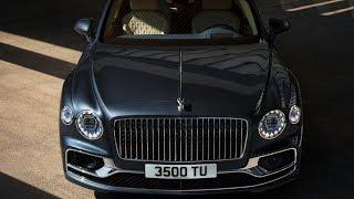 Новый Bentley Flying Spur 2020