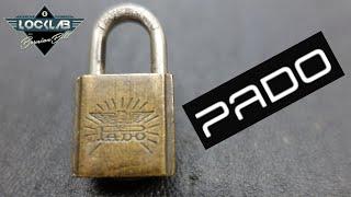 Baixar (1636) PADO Micro Padlock (Brazilian)