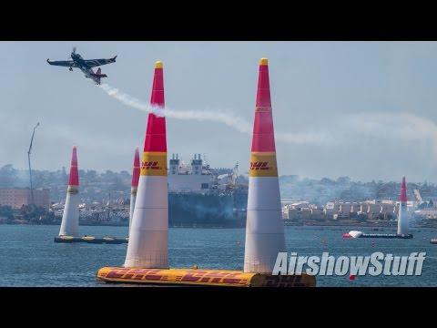 Air Racing Pilot Matt Hall - Red Bull Air Race: San Diego 2017