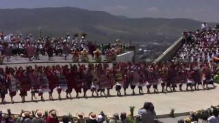 San Juan Bautista Tuxtepec:Flor de Piña Guelaguetza 11/12