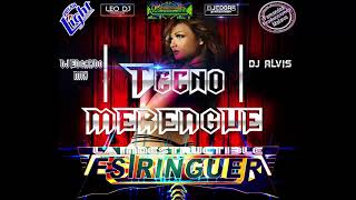 TECNO MERENGUE ESTRINGUER DJ ANGEL FT DJ ALVIS