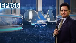 Q&A with PJ Mir | 73rd Day of Communications Blackout and Lockdown in IOK | 16 Oct 2019