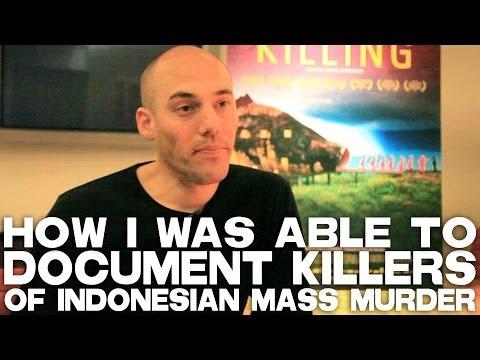 joshua oppenheimer the act of killing trailer
