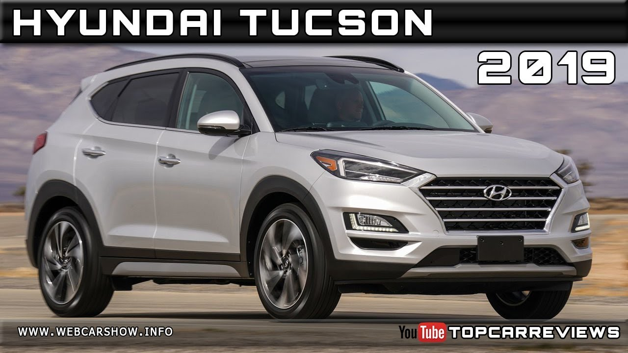 2019 Hyundai Tucson Review Rendered Price Specs Release