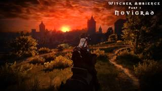 Witcher 3 Ambient music Part 1: Novigrad