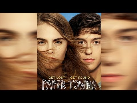 Paper Towns Movie Poster 2015