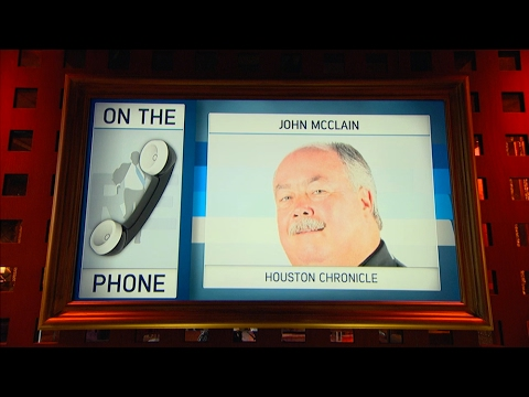 John McClain of The Houston Chronicle Talks SB51, Texans & More - 2/6/17