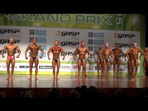 Oslo Grand Prix | Men's Classic Bodybuilding +180 cm