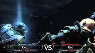 Shadow of Mordor Gameplay - Nemesis System Power Struggles Trailer