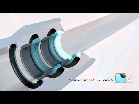 Wind Power Seals (Turbine, Hydraulic Cylinder) - Trelleborg Sealing Solutions