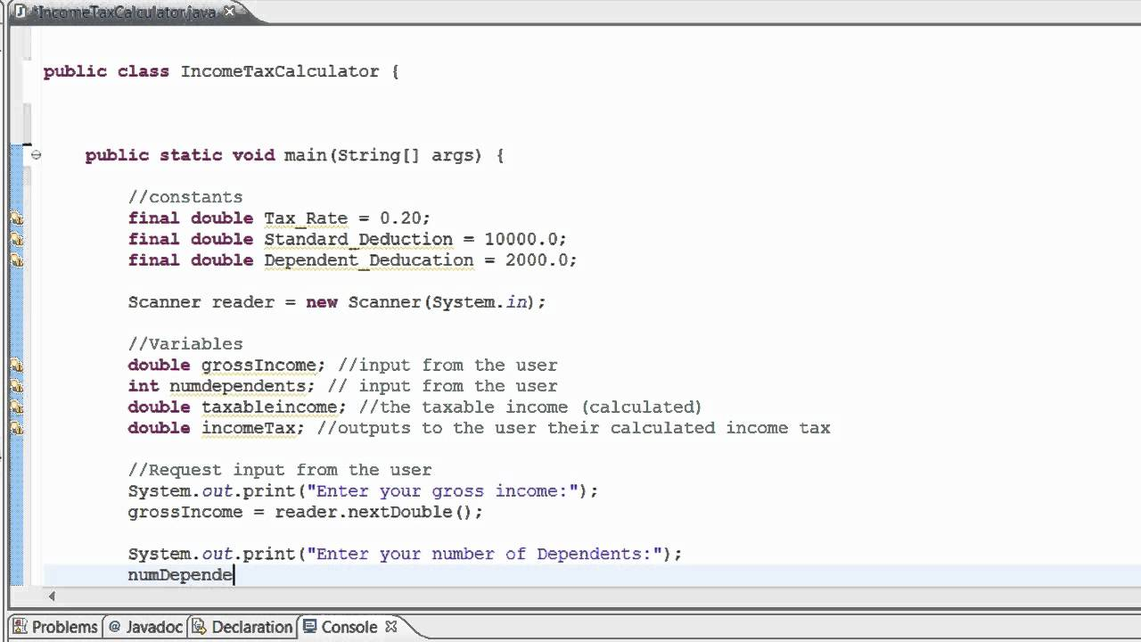 How to Make a Calculator in Java Using Swing
