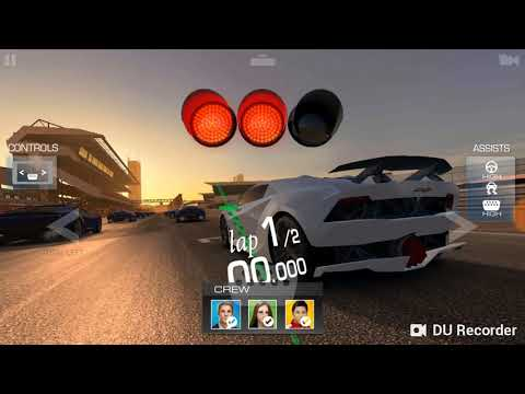 Real Racing 3 Lamborghini Sesto Elemento Flashback Event