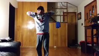 Buwan - dance cover (flipman choreography)
