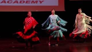 Aytunc Benturk D: Akademi 2016 yıl sonu FLAMENKO