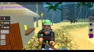 playing treasure hunt roblox
