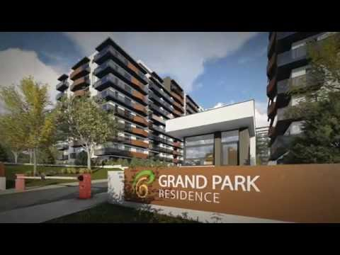 """Grand Park Residence """"Imagine your future"""""""