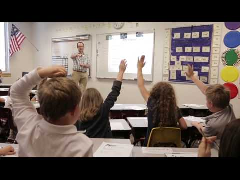 Departmentalization at Loveland Classical Schools