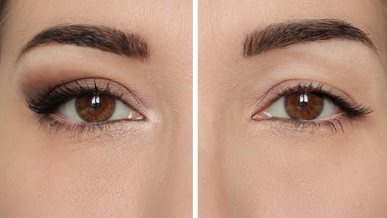Come truccare gli occhi marroni: colori e make up consigliati