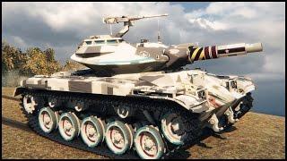 World of Tanks | T49 - 7.145 Damage - 7 Kills - Redshire