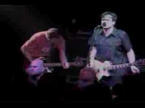Jimmy Eat World @ London 2001 'A Praise Chorus'