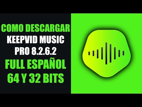 How to Download Keep Vid Music Pro Full English | All Windows | 64 Bits