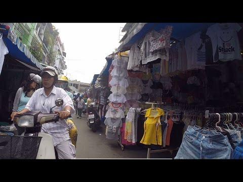 Ba Chieu Market Second Hand Clothing Market