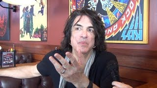 Paul Stanley of KISS Interview at Rock & Brews Oviedo Florida Grand Opening