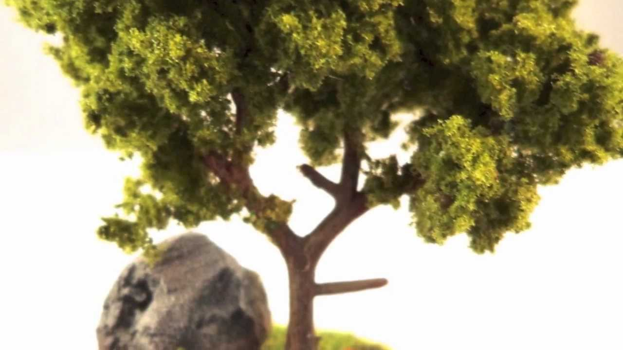 Wargaming Terrain - Wargaming Tree Set