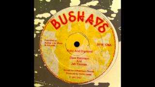 Dave Robinson And Jah Thomas - Ruby And Diamond