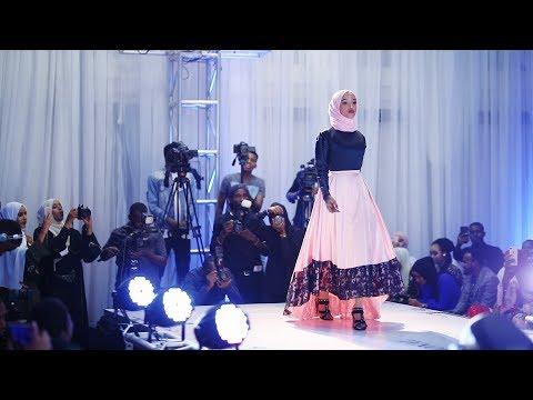 Somali International Fashion Show   Trailer   Full Video Coming Soon