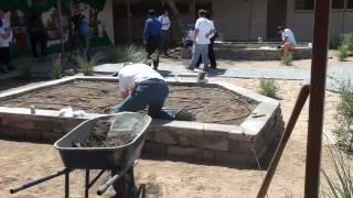 Wcc Overhauls Las Vegas Elementary School Courtyard