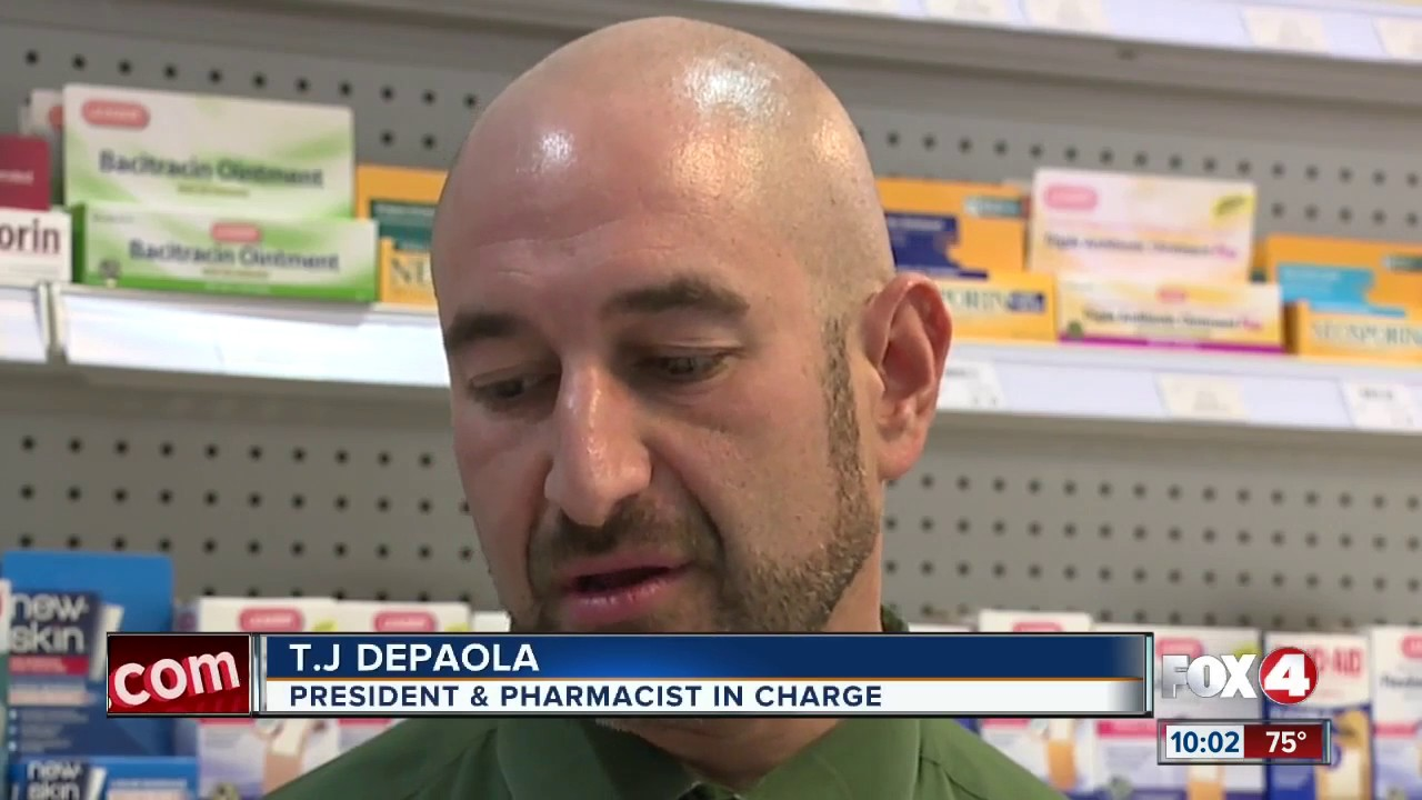 cvs pharmacist accused of writing fake prescriptions and stealing