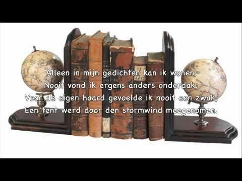 J Slauerhoff Gedicht Woningloze