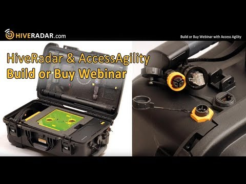 HiveRadar & AccessAgility Present: Wireless Site Survey Kit. Build or Buy?