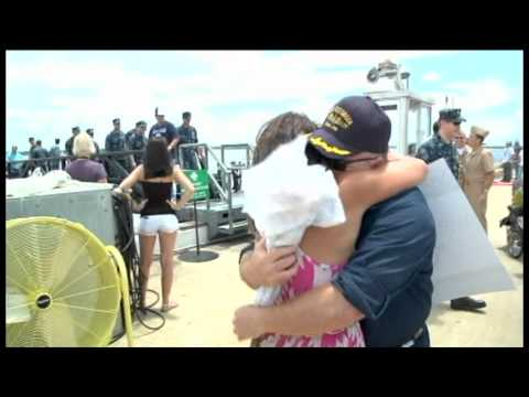 530 USS GEORGIA HOMECOMING TRANS PKG