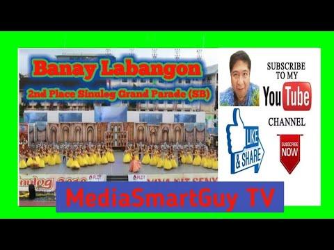 Download Banay Labangon - 2nd Place Sinulog Grand Parade (SB)