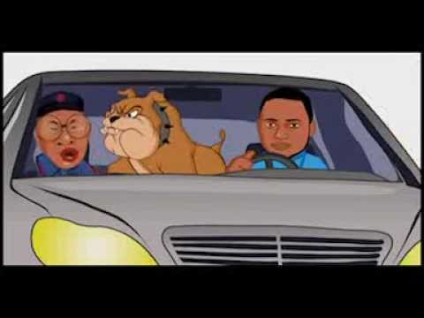 Funny Video: OFFICER AKPORS Cartoon