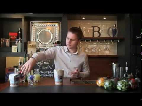 All Bar One Cocktail Society Peach & Rhubarb Collins from YouTube · Duration:  1 minutes 36 seconds