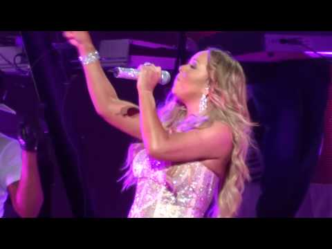 Mariah Carey - Emotions Live All Phones Arena Sydney Australia Jan 2013