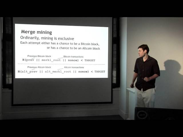 Lecture 10 — Altcoins and the Cryptocurrency Ecosystem