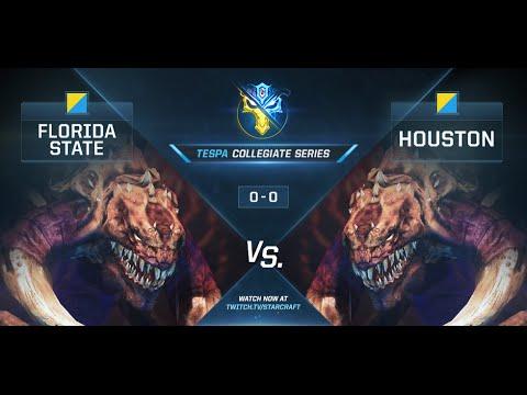 TCS Starcraft Week 2: Florida State vs. University of Houston