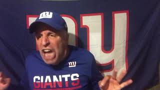 MYBookie.ag Presents The NY Giants Post-Game Locker Room with Vic Dibitetto: The Fancy Pirates