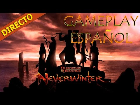 Neverwinter gratis ps4 directo gameplay español ps4