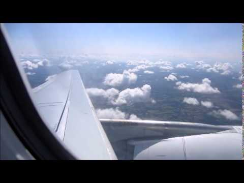 Air Transat new A310 cabin London to Halifax