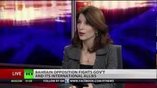 RT |  مترجم - وسائل الاعلام تتجاهل عنف السلطة في البحرين
