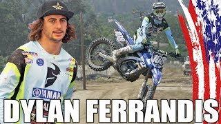 Dylan Ferrandis : À la poursuite du rêve américain ! (Motocross)