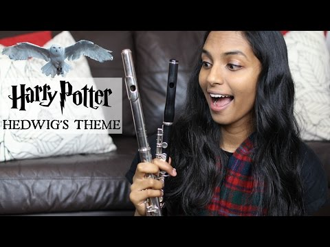Hedwigs Theme - Harry Potter Piccolo/Flute Cover